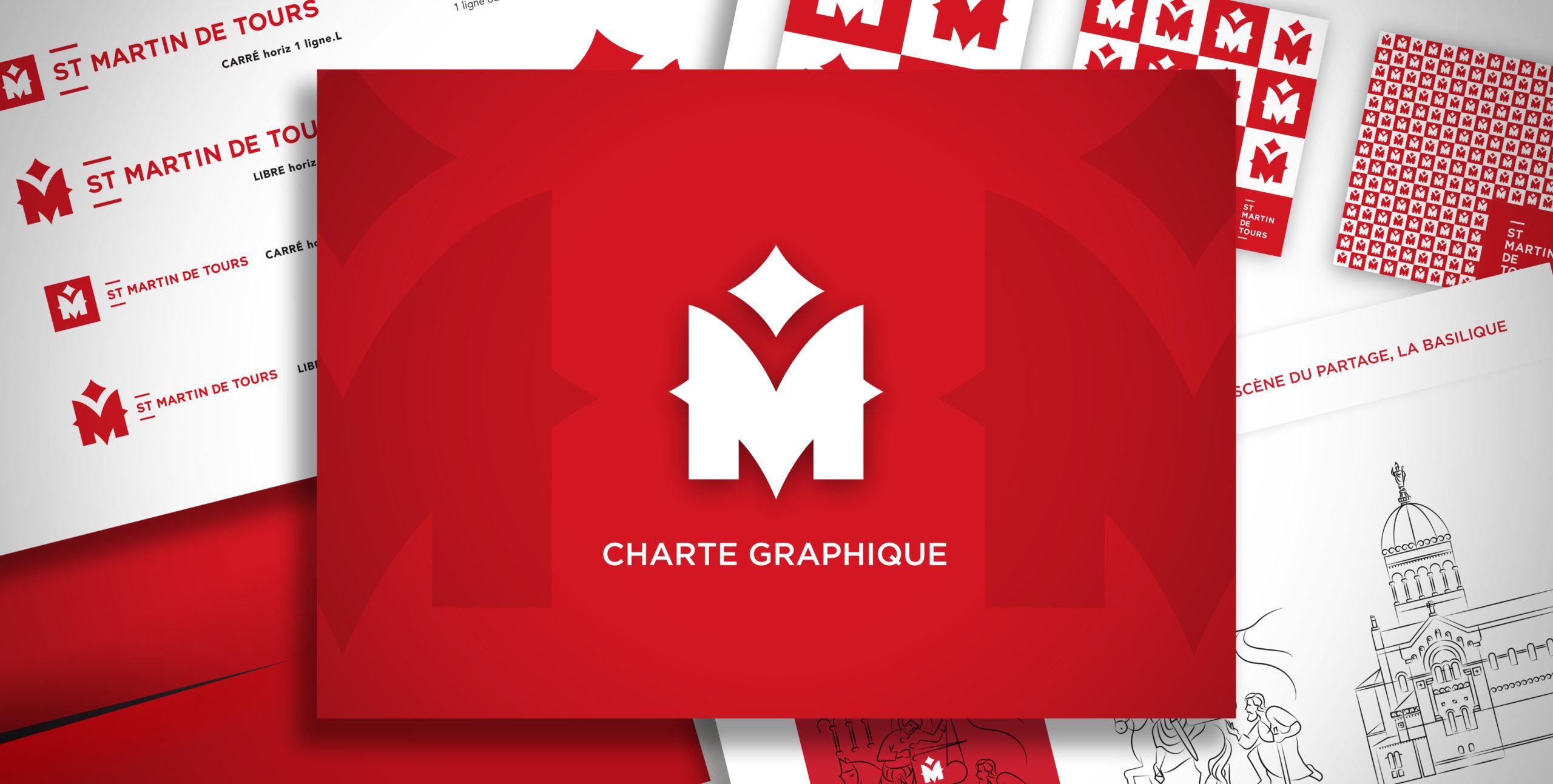 Charte Graphique St Martin de Tours
