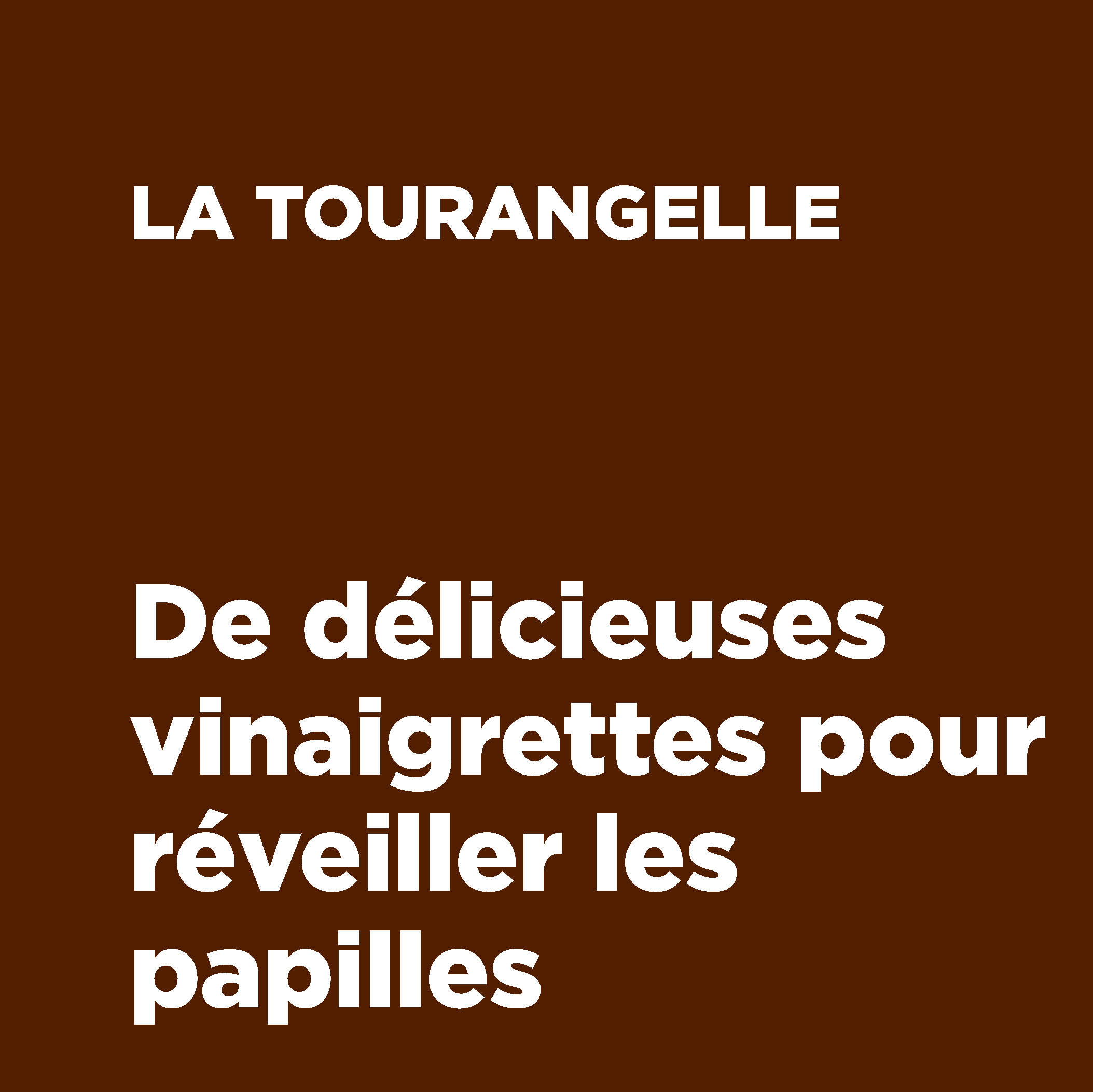 PACKAGING LA TOURANGLLE VINAIGRETTE VIKIU DESIGN